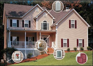 External Siding Accessories & Trim