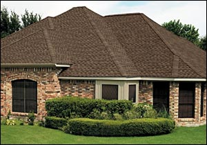 Replacement Residential Roofing Shingles
