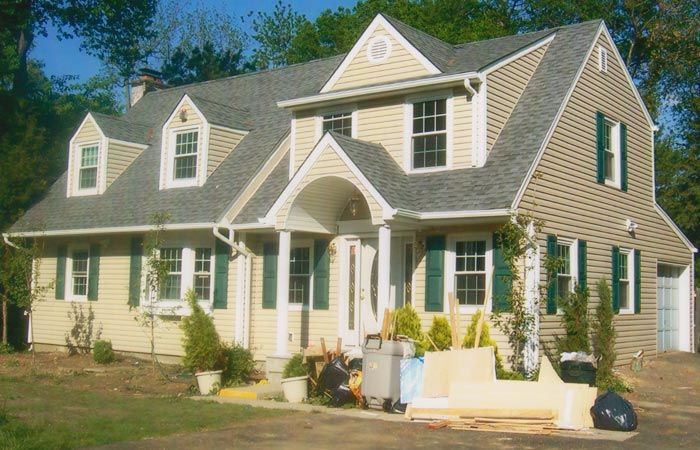 Replacement Vinyl Siding And Shutters In Livingston Nj