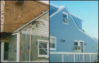 Vinyl Siding & Vinyl Window Replacement in Saddle Brook, NJ