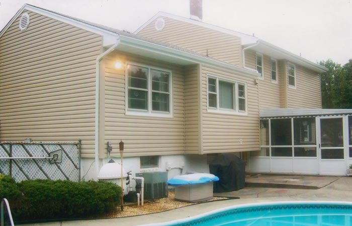 Replacement Vinyl Siding And Awning In Parsippany Nj