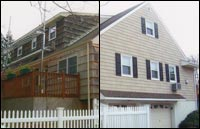 Vinyl Siding & Vinyl Shutter Replacement in Ramsey, NJ