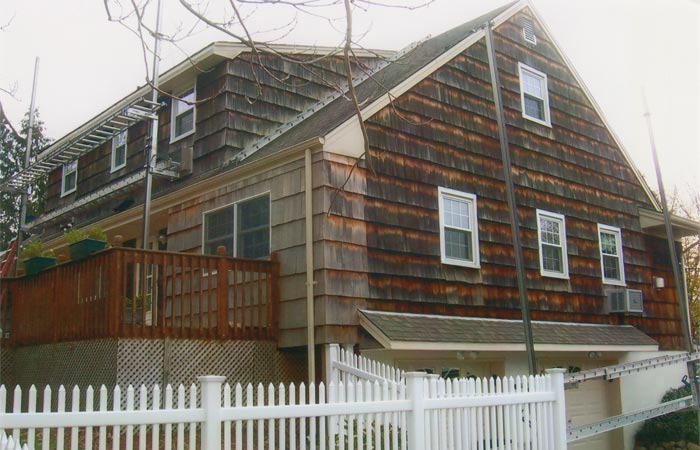 Replacement Vinyl Siding And Awning In Ramsey Nj Bergen