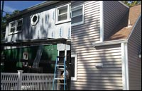 Vinyl Siding & Octagon Window Replacement in Riverdale, NJ