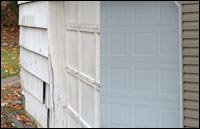 Vinyl Siding & Garage Door Replacement in Morristown, NJ
